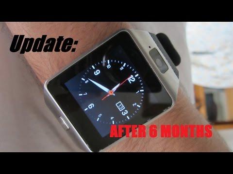 DZ09 SmartWatch Review Update: After 6 Months!