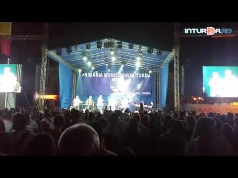 Horia Brenciu & HB Orchestra - Zilele Municipiului Turda 2015