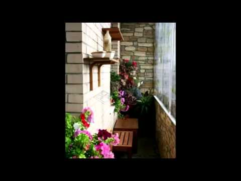 Максимус окна - Разнообразие вариантов внутренней отделки балконов и лоджий декоративным камнем