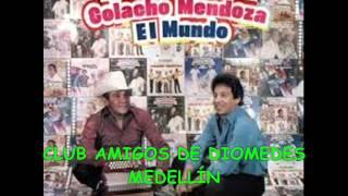 06  DE LA MISMA MANERA - DIOMEDES DÍAZ & COLACHO MENDOZA (1984 EL MUNDO)