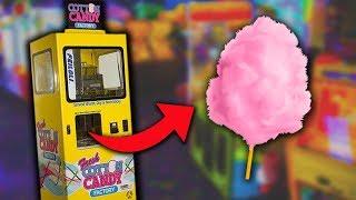 Baixar I FOUND A COTTON CANDY VENDING MACHINE!!