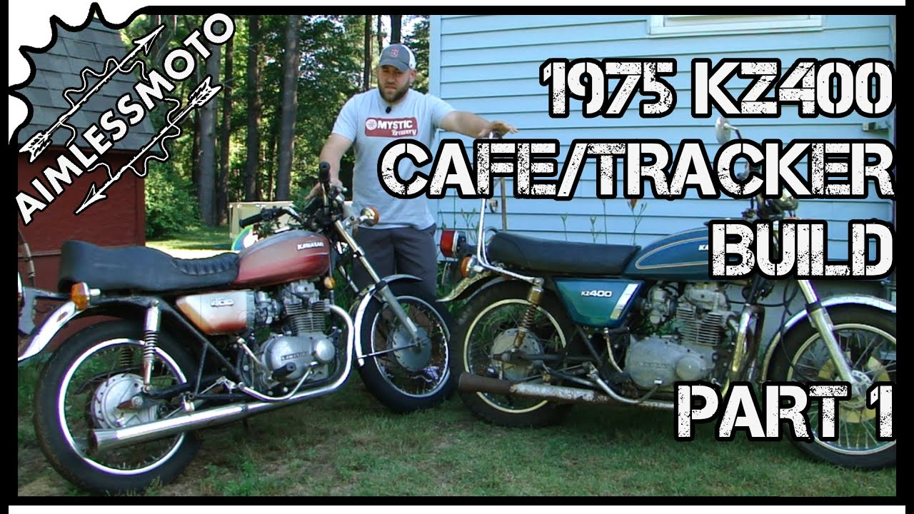 Cheap Custom Motorcycle Project
