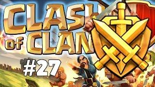 GOLD III ERREICHT ! DANK EUCH :) ★ CLASH OF CLANS #27 ★ CoC German/Deutsch   Matze