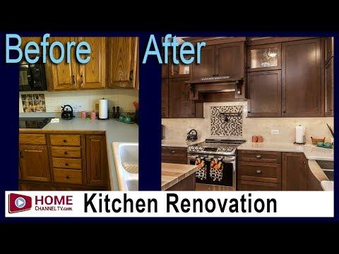 Kitchen Remodel - Before & After | Modern Farmhouse Kitchen Design