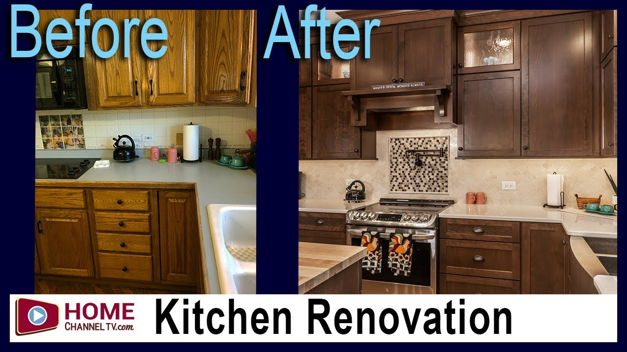Kitchen Remodel - Before & After | Modern Farmhouse Kitchen Design