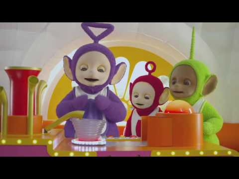 Teletubbies 2016 episode 14 Bouncy Ball DVD