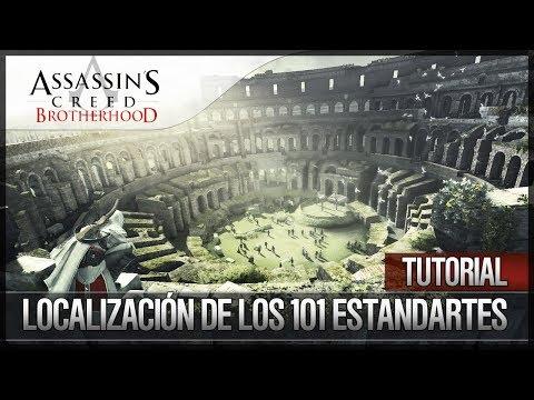 Assassin's Creed Brotherhood | Walkthrough | Localización de las 101 Estandartes | Trofeo / Logro