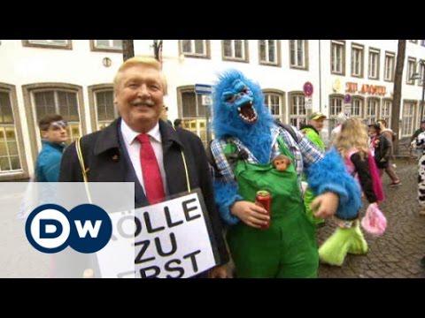 Kostümtrends im Karneval 2017 | Euromaxx