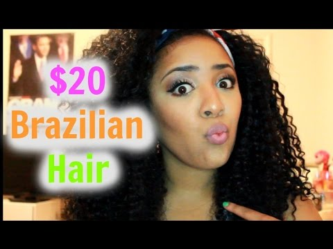 Hair Review 20 Brazilian Bundles Zury Yes One Lace Closure You