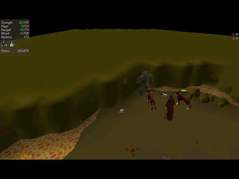 OSRS Nightmare Zone SAFESPOT l Glitch l NO Prayer l NMZ