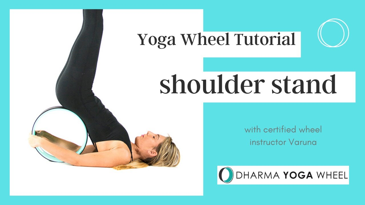 Dharma Yoga Wheel Tutorial