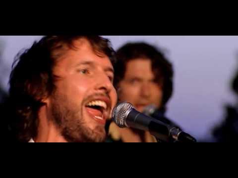 Annie (Live from Ibiza) - James Blunt w/Lyrics