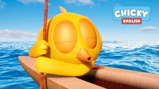 Wheres Chicky? Funny Chicky 2020  CHICKY BY THE SEA  Chicky Cartoon in English for Kids
