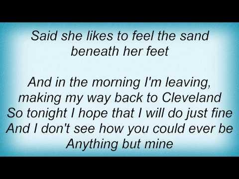Kenny Chesney - Anything But Mine Lyrics