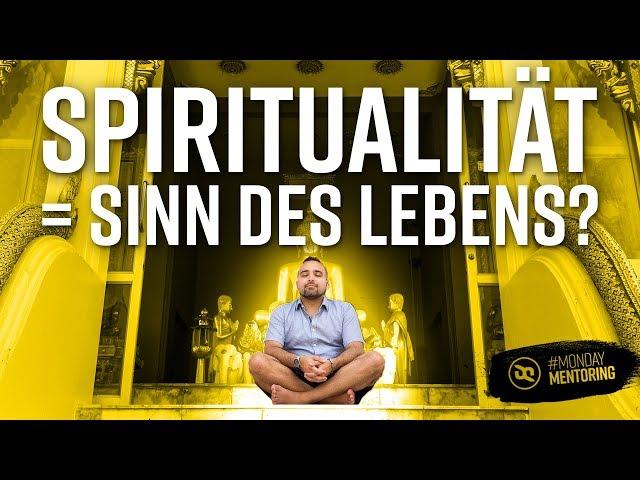Spiritualität = Sinn des Lebens?? | Said Shiripour