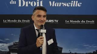 Palmarès du Droit de Marseille 2021 : Christophe Bass, Associé, Bass Mazon Associés