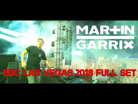 EDC Las Vegas 2018 Martin Garrix Full Live Set Circuit Grounds