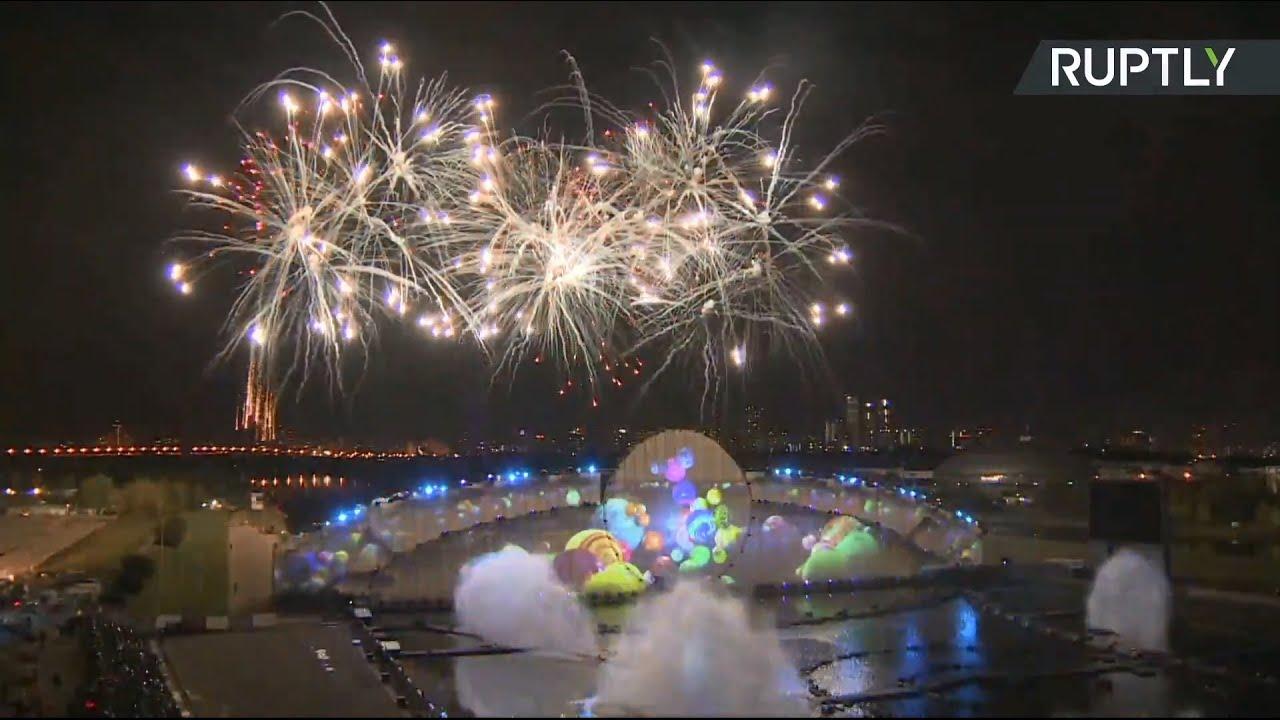 Открытие фестиваля «Круг света» в Москве