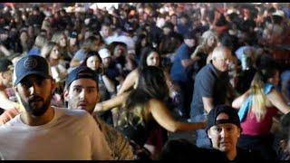 Witness describes horror of Las Vegas mass shooting
