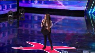 America's Got Talent 2014 - Auditions -  Mara Justine