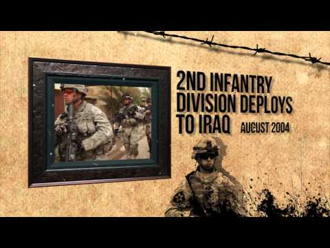 2ID 50th Anniversary: 2nd BCT deploys to Iraq