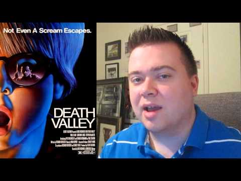 Death Valley Horror Movie Review - 80s Slasher (1982)