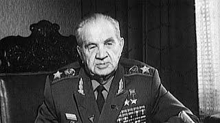На Мамаевом кургане почтили память героя обороны Сталинграда маршала Василия Чуйкова.