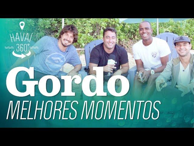 Histórias do Gordo | Melhores Momentos | Havaí 360º