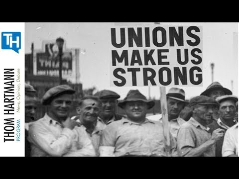 How The Union Makes Us Strong!  (w/Guest Mark Dimodstein)