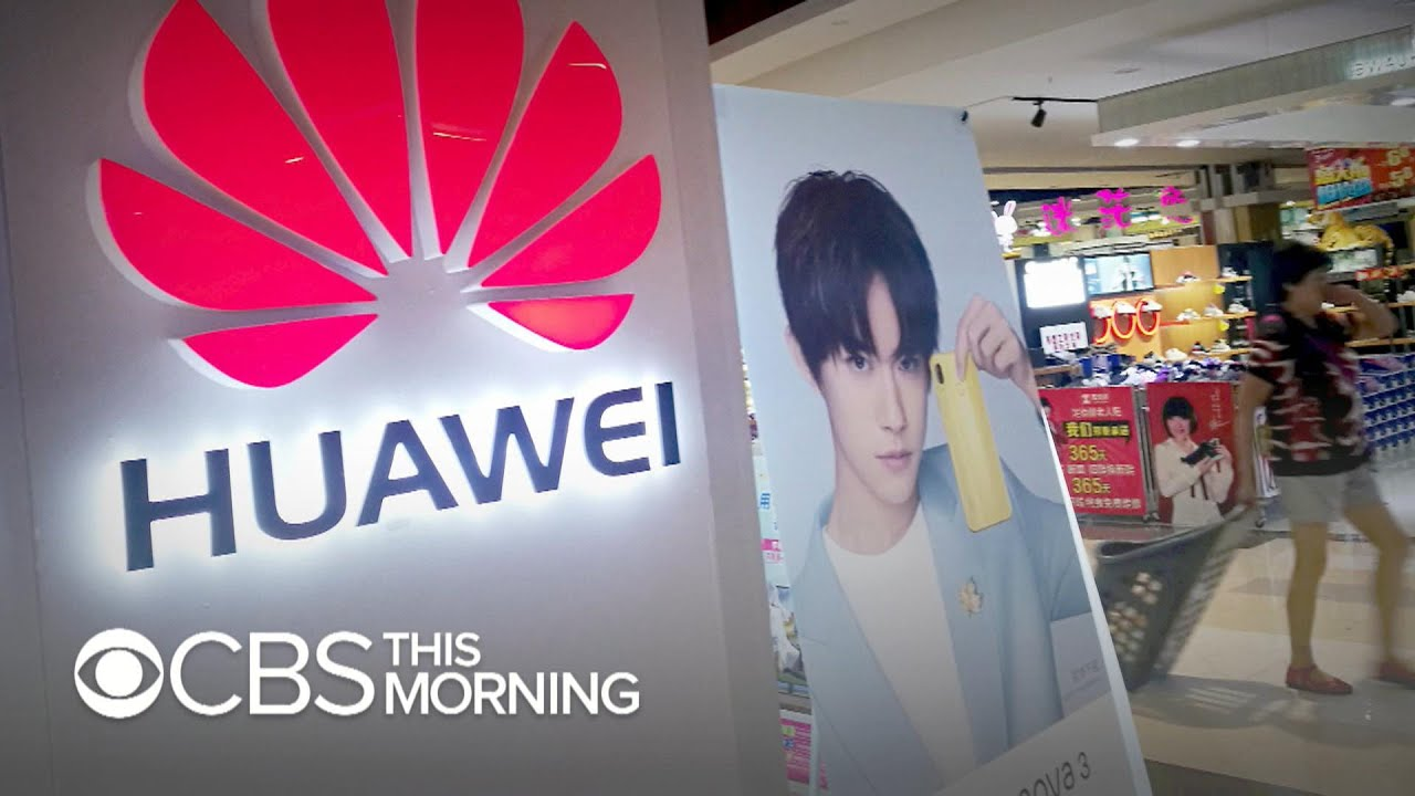 Chinese tech giant Huawei accused of stealing trade secrets from U.S.