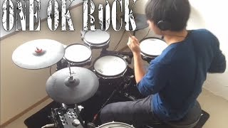 Bedroom Warfare/ONEOKROCK 【DrumCover】 高校生ドラマー