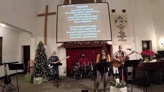 December 13 Service