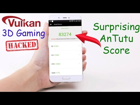 Install Vulkan API for Extreme Gaming Experience in Redmi Note 3! Best Hack of 2017
