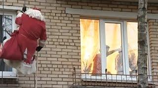 видео Дед Мороз на Новый год