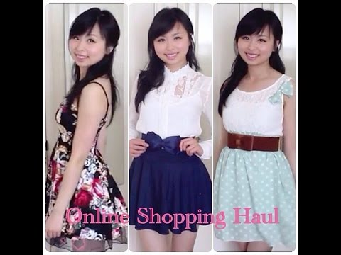Online Fashion Shopping Haul ♥ Dresslink ♥