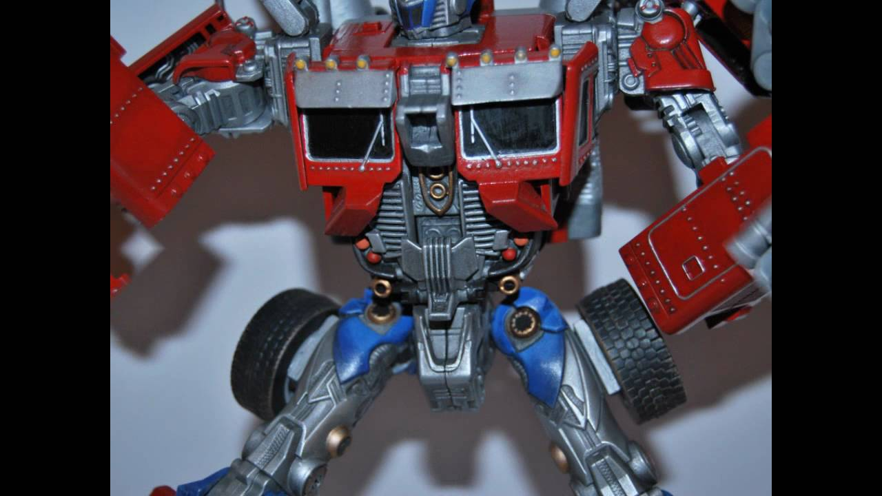 Custom Optimus Prime G1 Style Quot Unique Quot Youtube