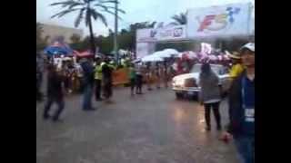 Desfile de Pilotos carrera de Estrellas 2013