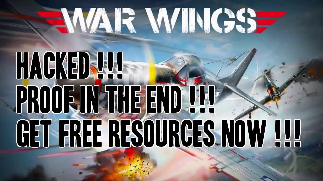 Bildergebnis für War Wings Hack