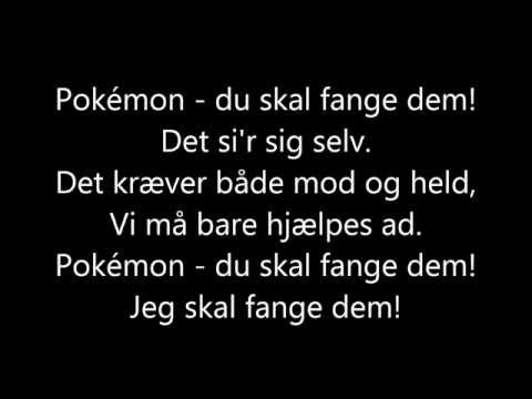 Pokemon black and white theme song lyrics english