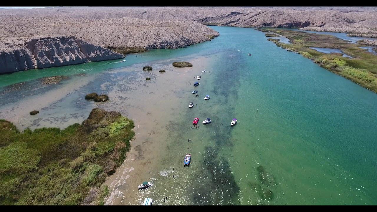 Best 4k Drone Video Of Lake Havasu Sandbar Youtube