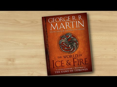 AND WORLD ICE OF FIRE