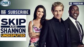 Skip and Shannon : Undisputed 9/15/2018 –  Week