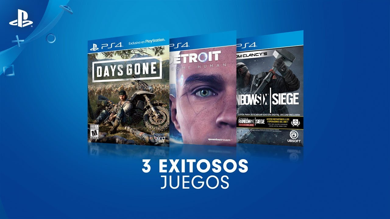 PlayStation Hits Bundle con Days Gone | PS4