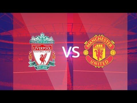 Man Utd Vs Liverpool 2-1