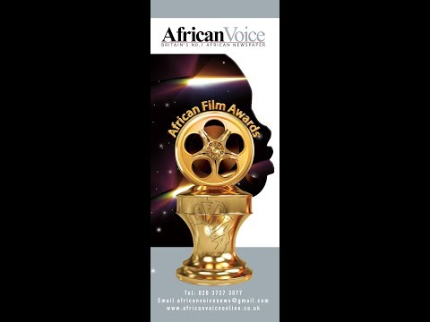 22nd African Film Awards 2018 Promo