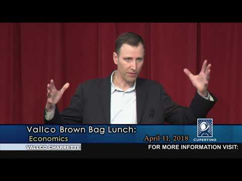 Vallco Charrette Brown Bag Presentation:  Economics - April 11, 2018