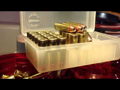 Hot Loaded 45 Colt Ammo - Why Not?