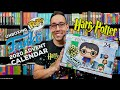 2020 Harry Potter Funko Pop Advent Calendar Unboxing