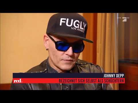 12acf2b8060c0 Johnny Depp Interview in Berlin - YouTube