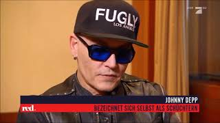 Johnny Depp Interview in Berlin